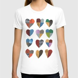 HEARTSgalore T-shirt