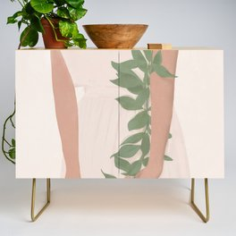 Holding on to a Branch Credenza
