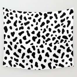 Cow Pattern Wall Tapestry