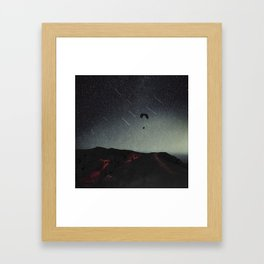 night of wonders Framed Art Print