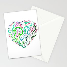 Heart Graphic by LH Stationery Cards