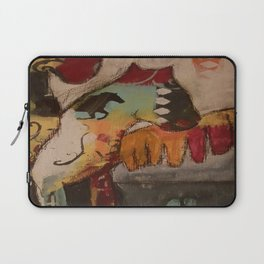 Spirit Horses Close up Laptop Sleeve