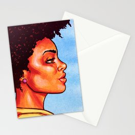 Groovy Fro! Stationery Cards