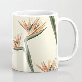 Birds of Paradise Flowers Coffee Mug