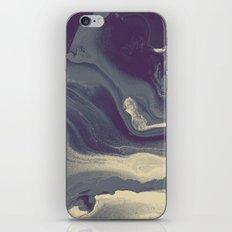 Marble Y iPhone Skin