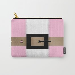 Christmas , pink Carry-All Pouch