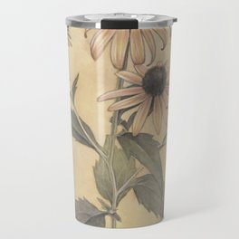 Blackeye Susan Travel Mug