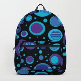 Eccentric Circles 14 Backpack
