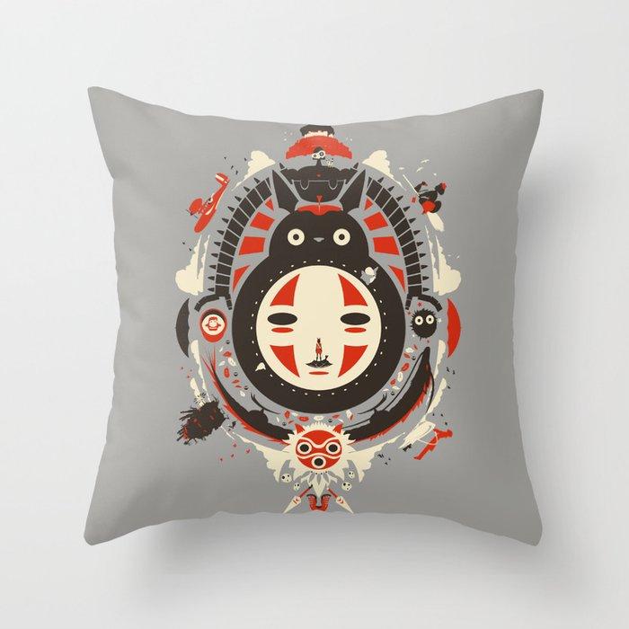 A New Wind Throw Pillow