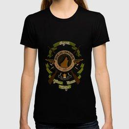 Sgt Bucky Barnes (green) T-shirt