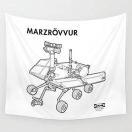 MARZRÖVVUR Wall Tapestry