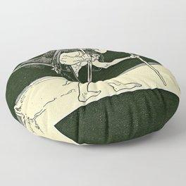 Dybbuk Floor Pillow