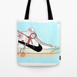 Off-White Blazer Tote Bag