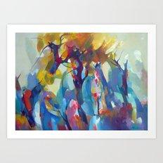 Ruben8 Art Print