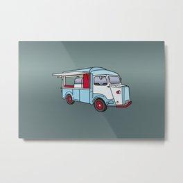 Food Truck Metal Print