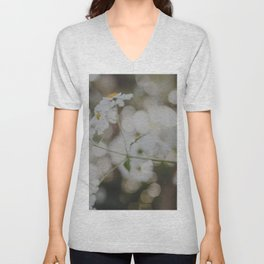 White Dreams Unisex V-Neck