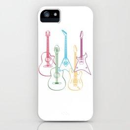 Music Guitar iPhone Case