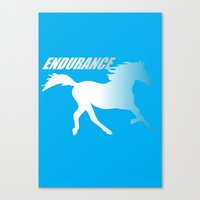 napoleon dynamite Canvas Prints featuring Endueance Napoleon dynamite by Buby87