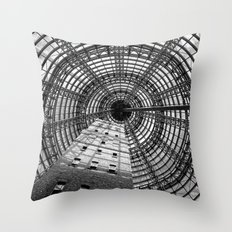 To The Point Throw Pillow