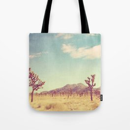 Joshua Tree photograph, desert print, No. 189 Tote Bag