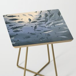 School of Fish 2 Side Table