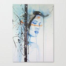 Jay Freestyle - Take me away Canvas Print