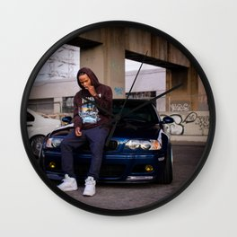 XAVIER WULF Wall Clock