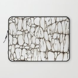 Fondo de Piedra Laptop Sleeve