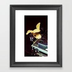 DJ Chalupa Framed Art Print
