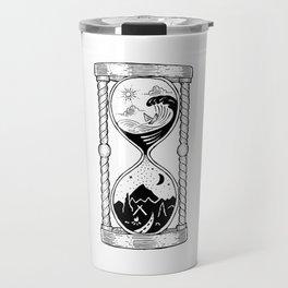 Hourglass Travel Mug