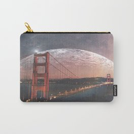 Goldie at sunset Carry-All Pouch
