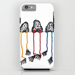 Frumpers iPhone Case
