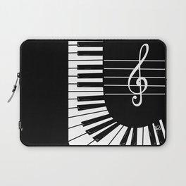 Piano Keys I Laptop Sleeve
