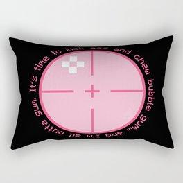 All Outta Gum Rectangular Pillow