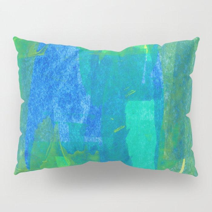 Abstract No. 504 Pillow Sham