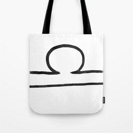 Libra Grit Tote Bag