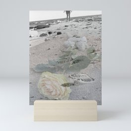 Left Behind Mini Art Print
