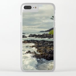 The Sea Clear iPhone Case