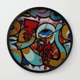 Weeping piece  Wall Clock