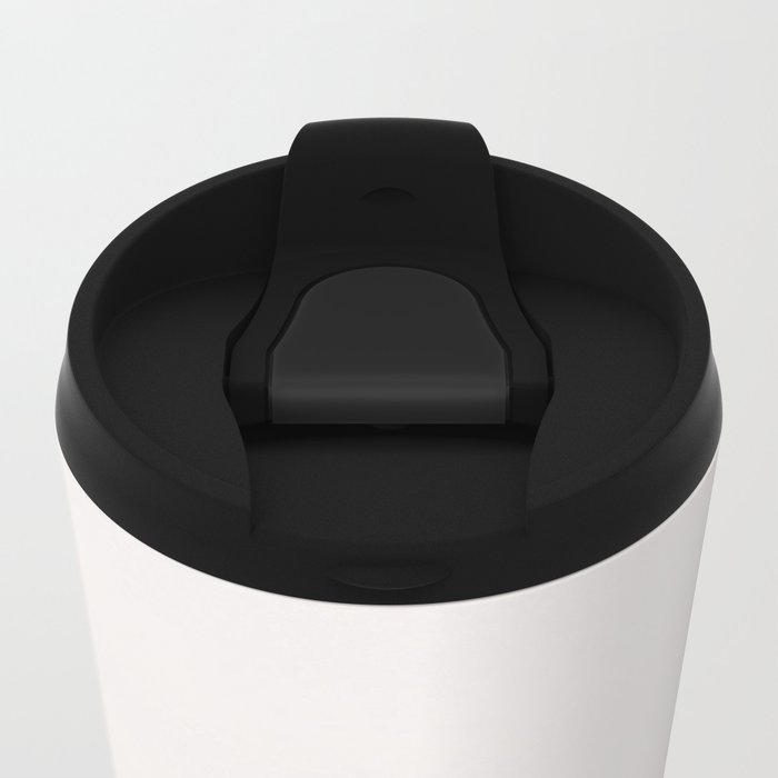 The Fog Metal Travel Mug
