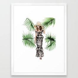 Caribbean  Framed Art Print