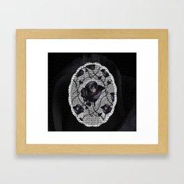 Bitter Rose Framed Art Print