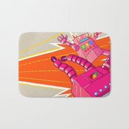 Yoshimi Battles the Pink Robots Bath Mat