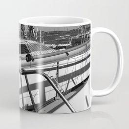 On the harbor, Le Touquet Coffee Mug