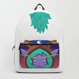Malfurion The Green Beard | WoW Backpack