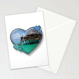 I Love Bali Stationery Cards