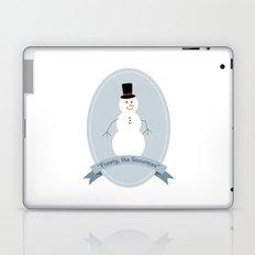 Frosty Laptop & iPad Skin