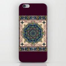Stained Glass Mandala iPhone & iPod Skin