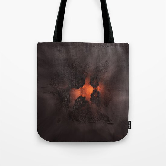 Heart of the Beast Tote Bag
