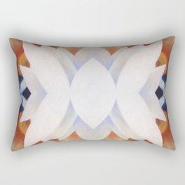 Life in Repeat Rectangular Pillow